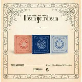 WJSN - DREAM YOUR DREAM ( 4th Mini Album )
