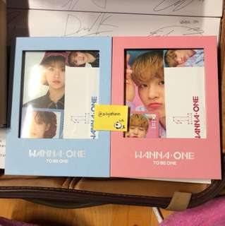 WANNAONE TO BE ONE Lee Daehwi fullset