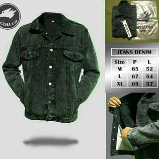 Jaket Jeans Premium