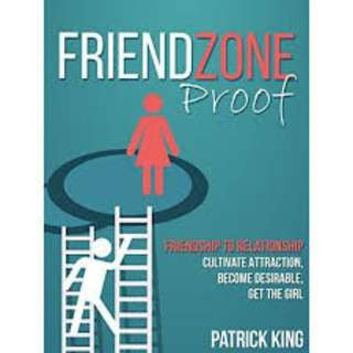 eBook - Friendzone Proof by Patrick King