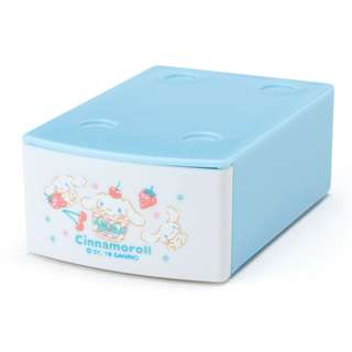 Japan Sanrio Cinnamoroll Mini Stacking Case with Memo