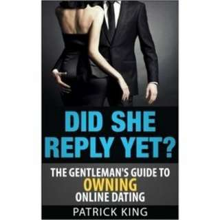 eBook - Did She Reply Yet? by Patrick King