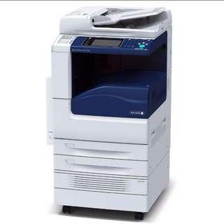 Fuji Xerox / Canon Multifunction Copiers