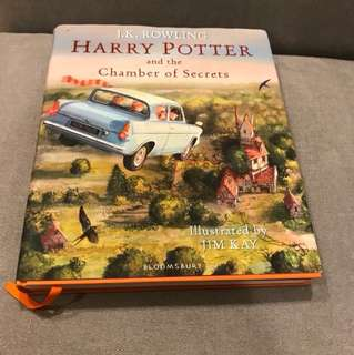 [wts] harry potter and the chamber of secrets