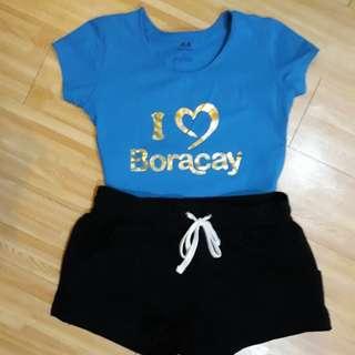 Boracay tee