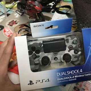 PS4迷彩手把