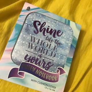 motivation notebook gift