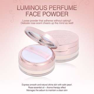 [TONYMOLY_Hot Selling] Luminous Perfume Face Powder - 15g No.01