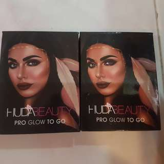 Huda Beauty Pro glow to go