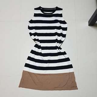 Striped Dress OFFER 3 FOR $12