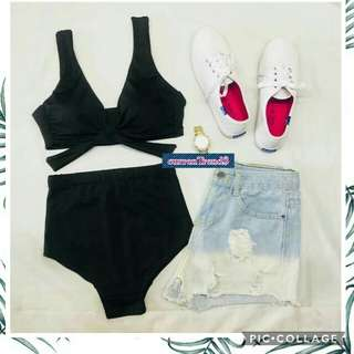 ON HAND - Maxene Twopiece Swimsuit