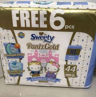 Sweety Diapers