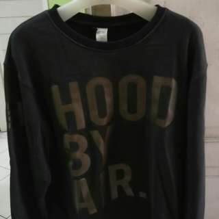 LONG SLEEVE HOOD BY AIR