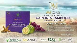 GARCINIA CAMBOGIA SLIMMING GRAPE JUICE P900 SRP