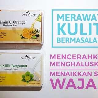 Rice Milk Bergamot & Vitamin C Orange