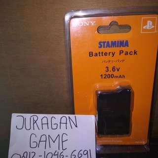 Battery psp slim