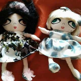 Dolls from H&M