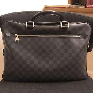 Preloved Louis Vuitton Documentation Bag