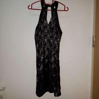 Pretty cheongsam lace dress