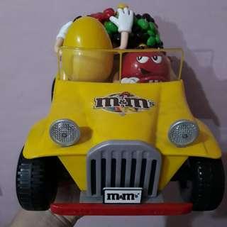 Big Car M&M Limited Edition