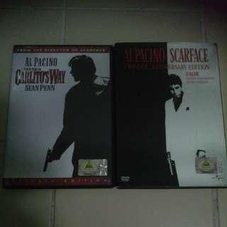 English DVD movie