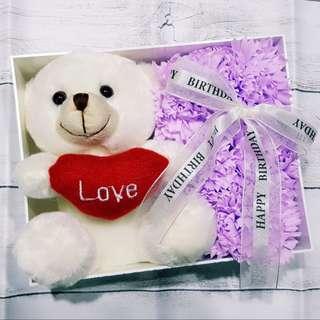 Bear Gift Set