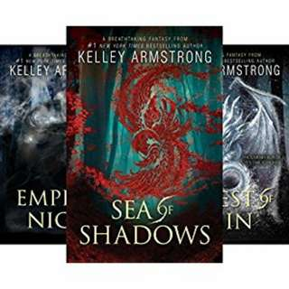 eBook - Age of Legends Trilogy by Kelley Armstrong (3 Books)
