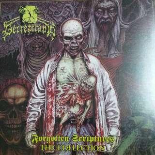 Music CD (Metal): Decrepitaph–Forgotten Scriptures (The Collection) - Death Metal