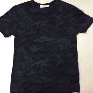MENS CAMO 8 SECONDS SIZE M