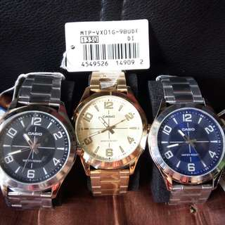 Casio Watches Original Japan movmnt
