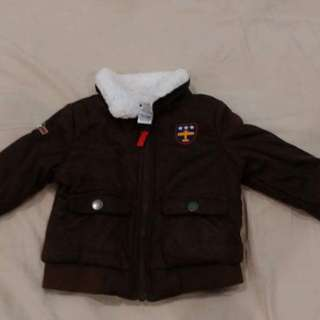 Little  Me pilot  jacket