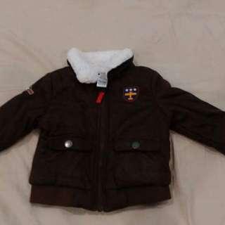 Little  Me pilot  jacket