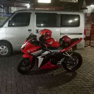Cbr 150 new facelift