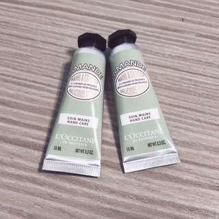BN L'occitane Soin Mains Hand Cream