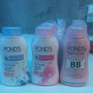 Ponds bb powder angel powder thailand