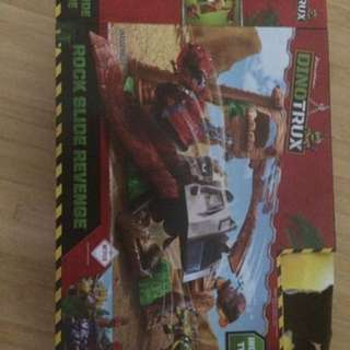 Dinotrux toy