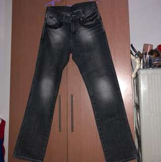 Jagthug Jeans- size 27