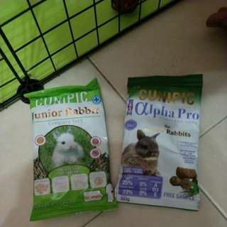 FREE Rabbit food