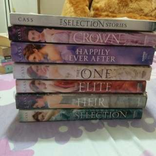 The Selection Series (Complete 7 books)