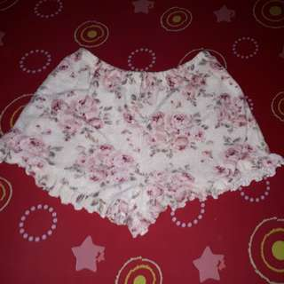 LizMelo Floral Bloomers
