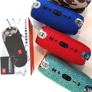 ***In-Stock = Xtreme Mini Bluetooth Speaker Escooter