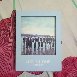 Wanna One To Be One Album Sky Ver