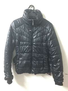 Winter jacket. Suitable for skinny guy.