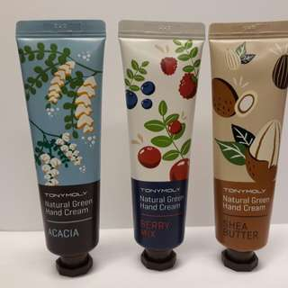 Hand Cream (Tony Moly)