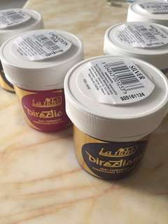 La riche semi permanent hair dye