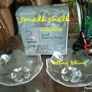 tuperware small shell