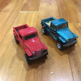 Matchbox Trucks (2)