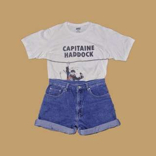 Captain Haddock Top