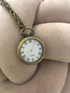 Watch pendant