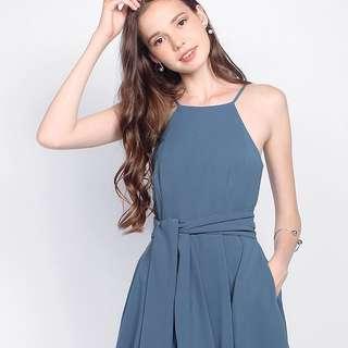 Fayth Annabella Pocket Sash Dress